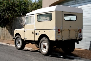 1955 Landrover series 1
