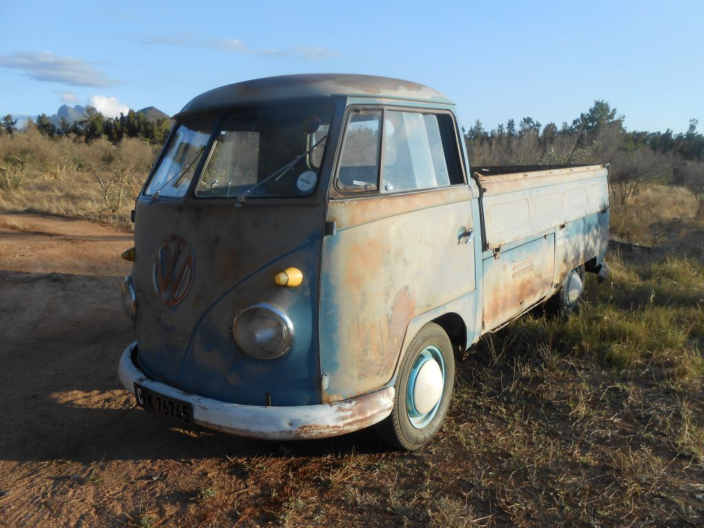 1960 VW Kombi pick up