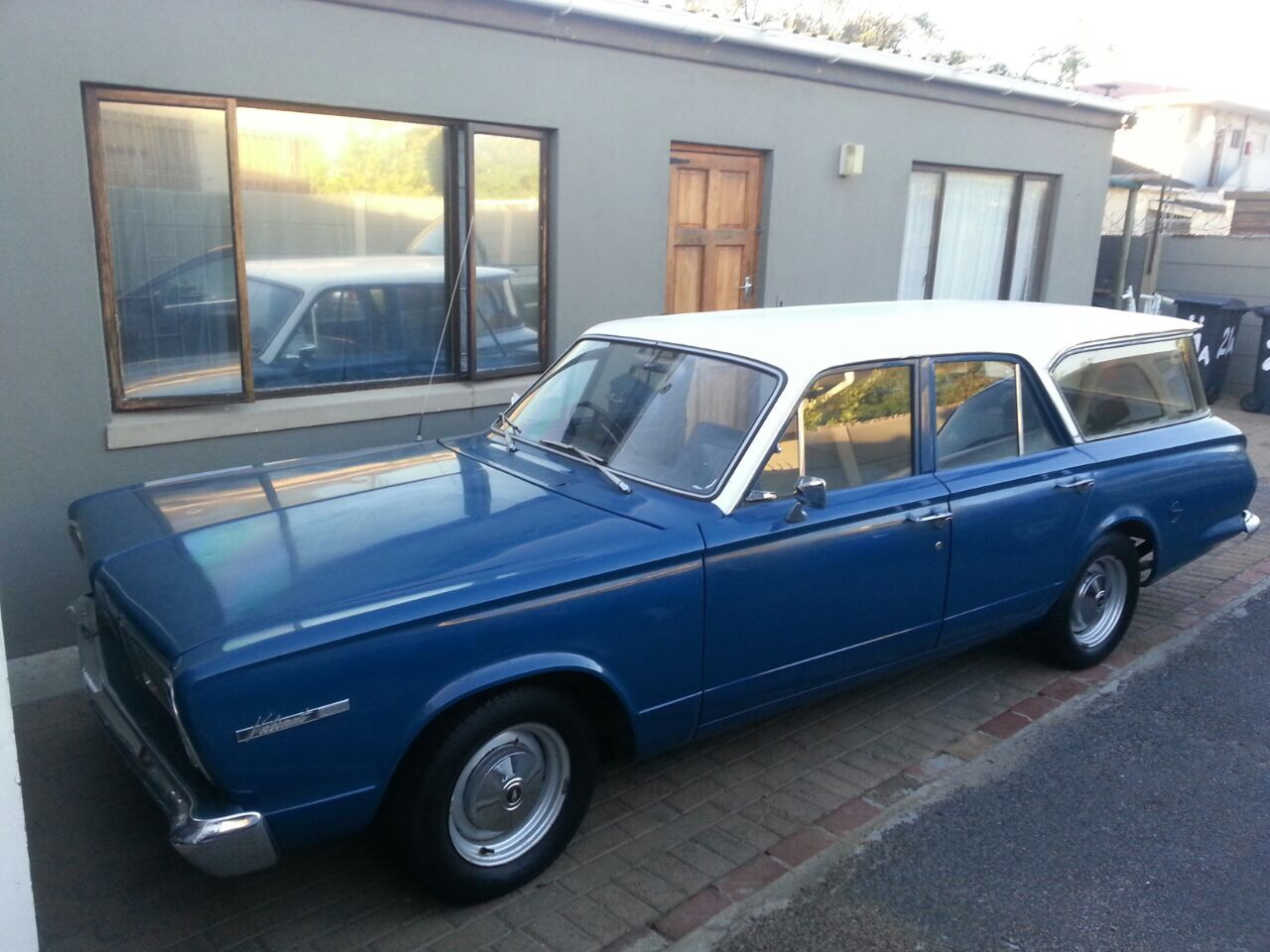 1966 Valiant 100 Stationwagon