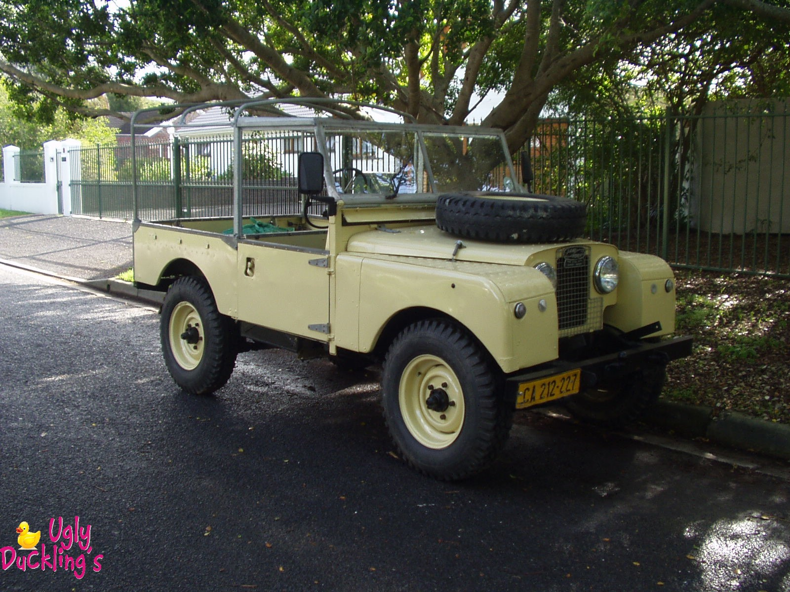 1967 Land Rover Series 1