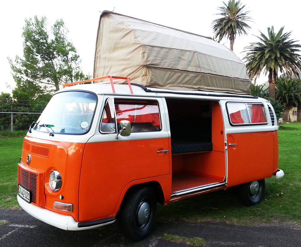1971 VW Bay window camper