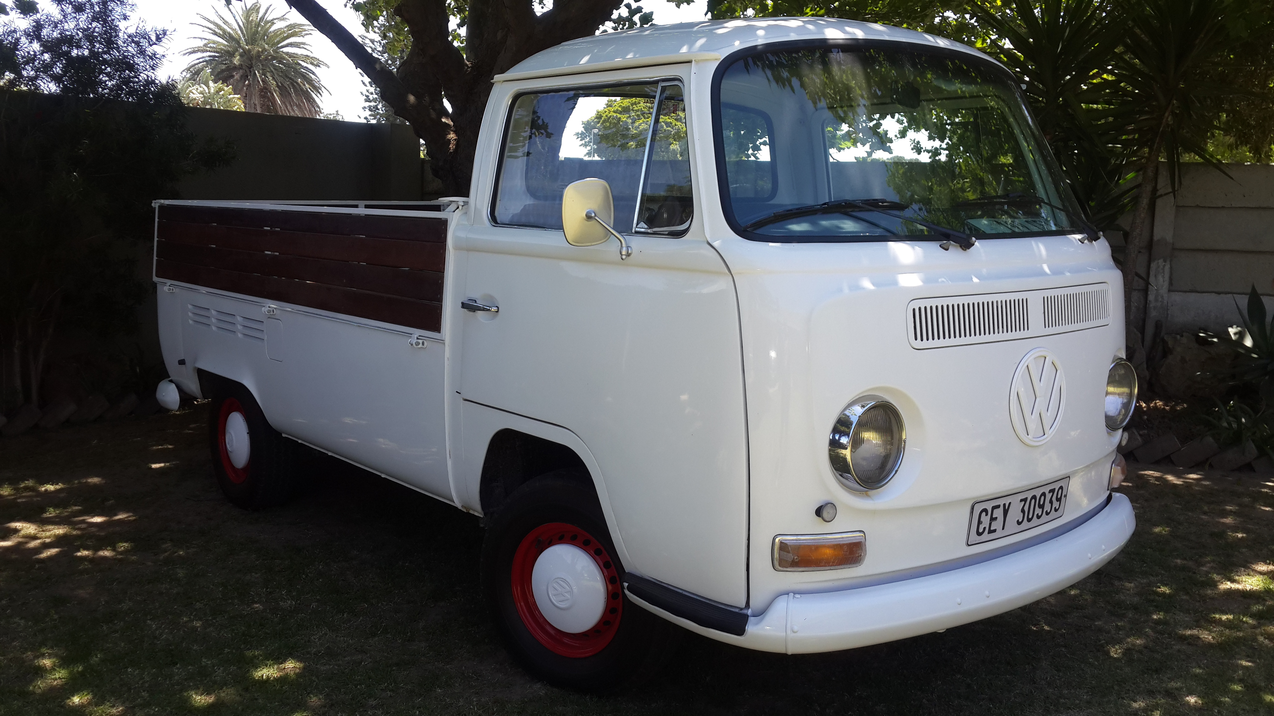 1971 VW Kombi Pickup