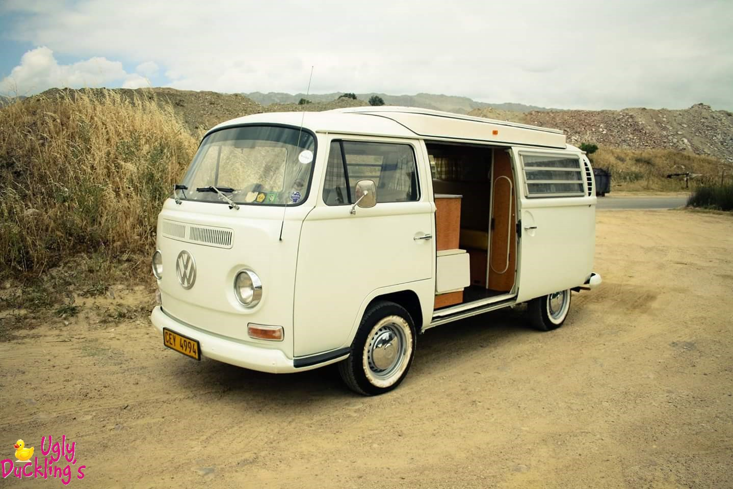 1971 VW Westfalia Camper