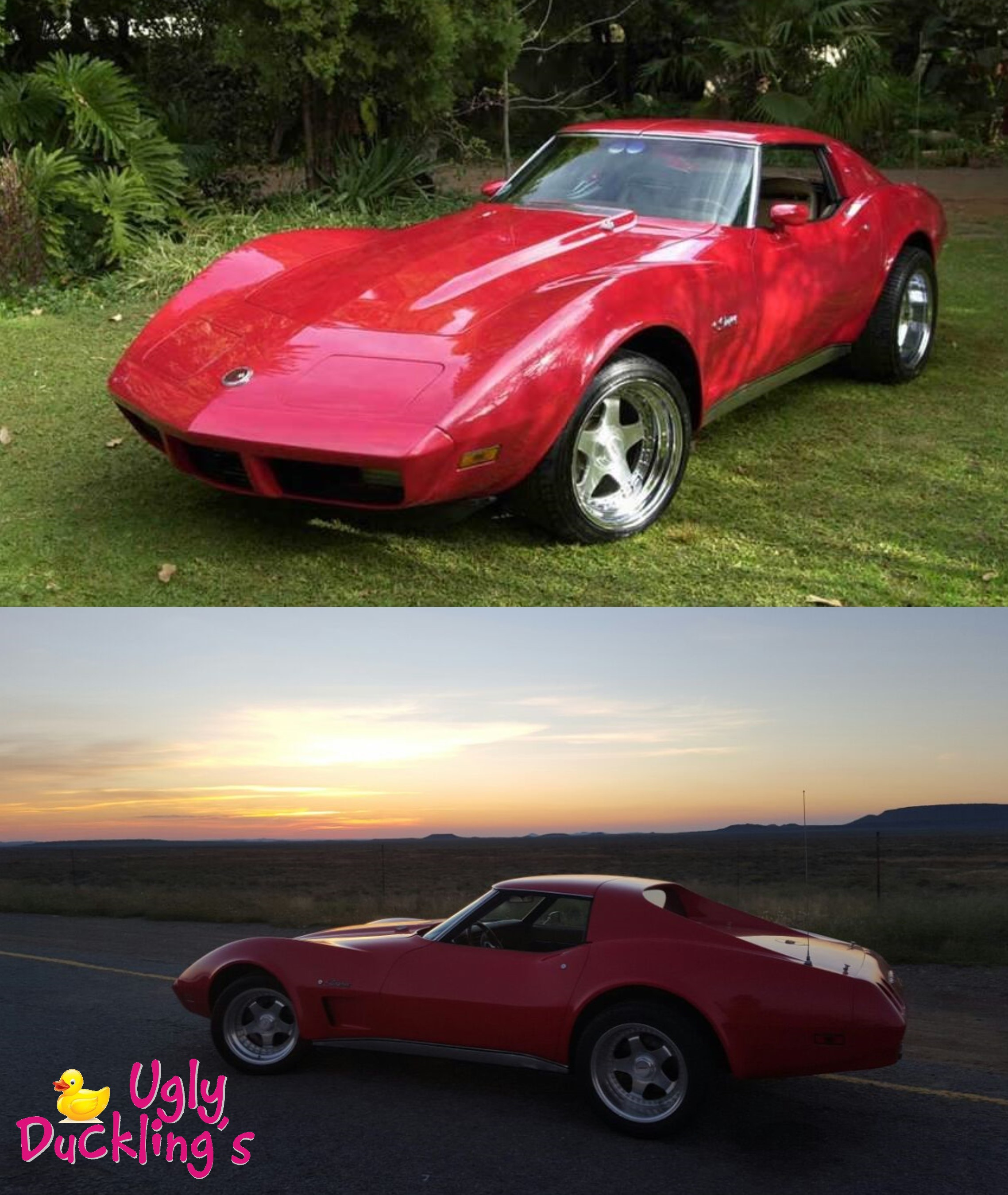 1973 Chevrolette Corvette Stingray
