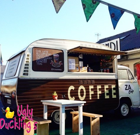 1974 VW Autovilla Coffee Truck