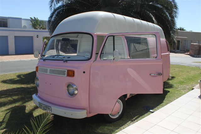 1977 VW Camper with High roof