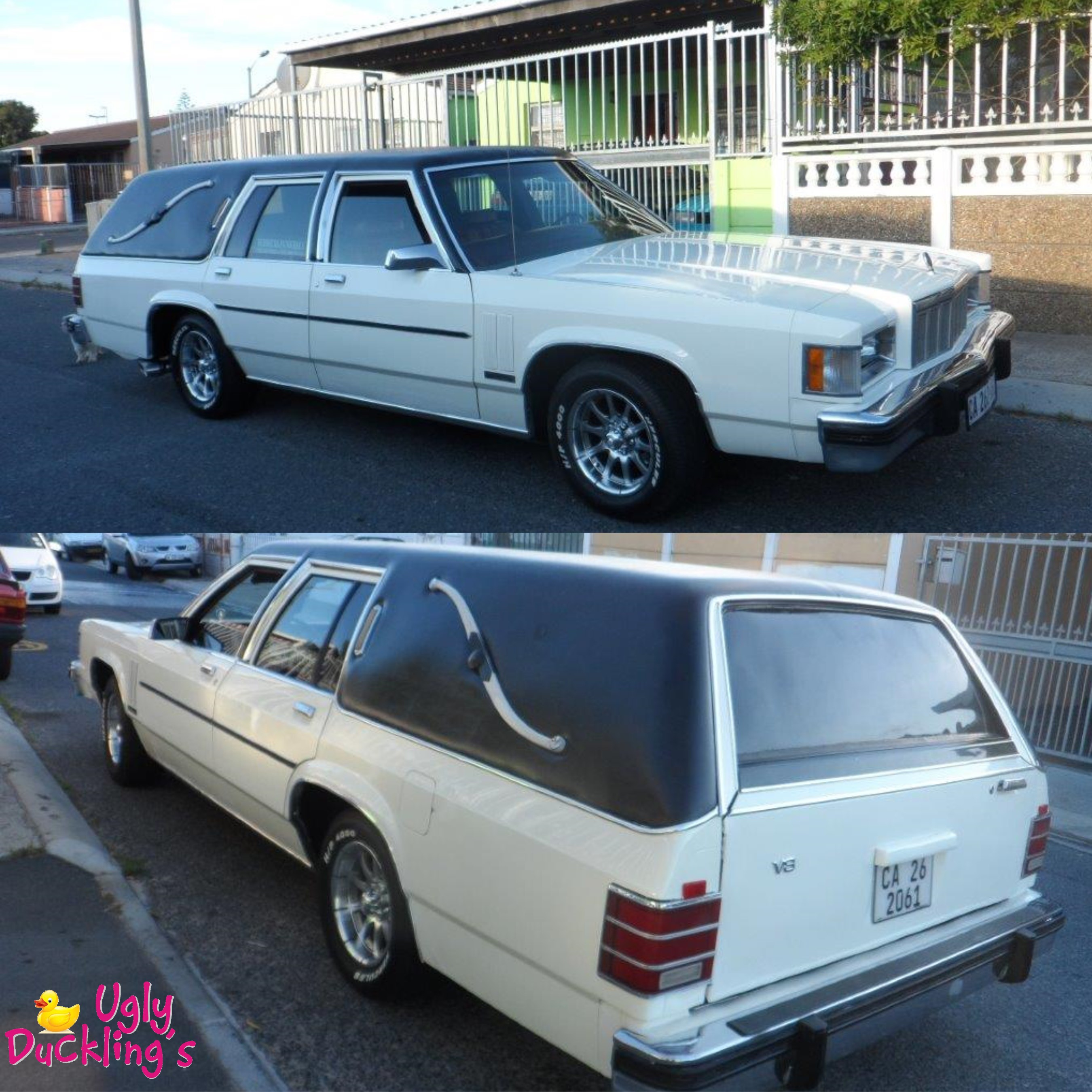 1978 Ford Mercury Hearse