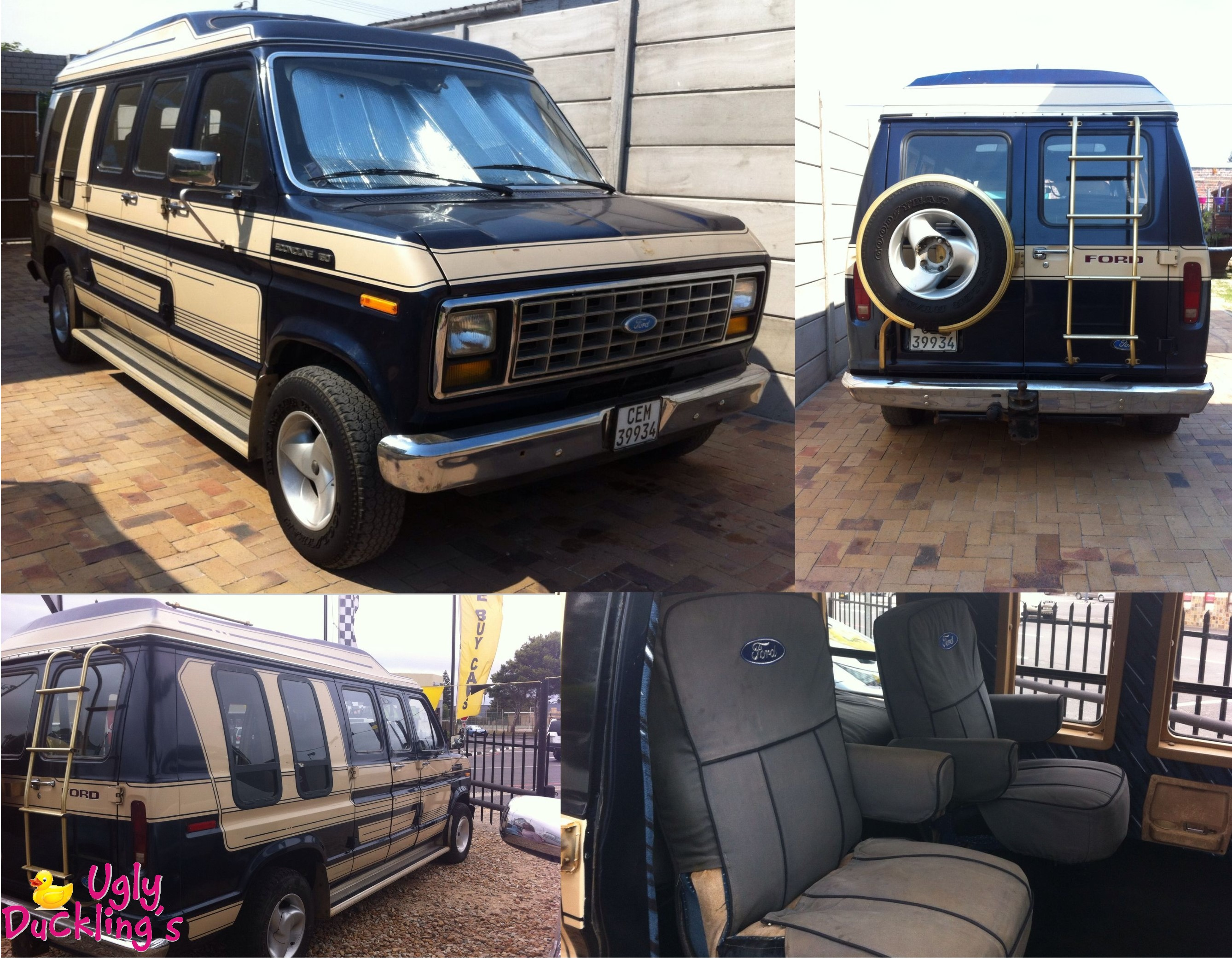 1985 Ford Econoline 150 lhd