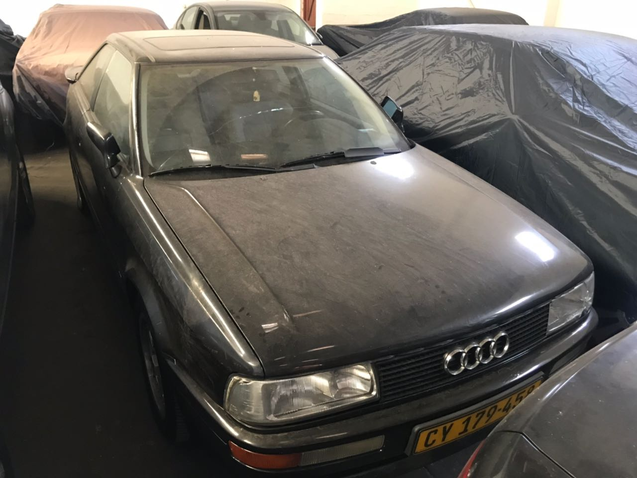 1990 Audi 90 Series Coupe