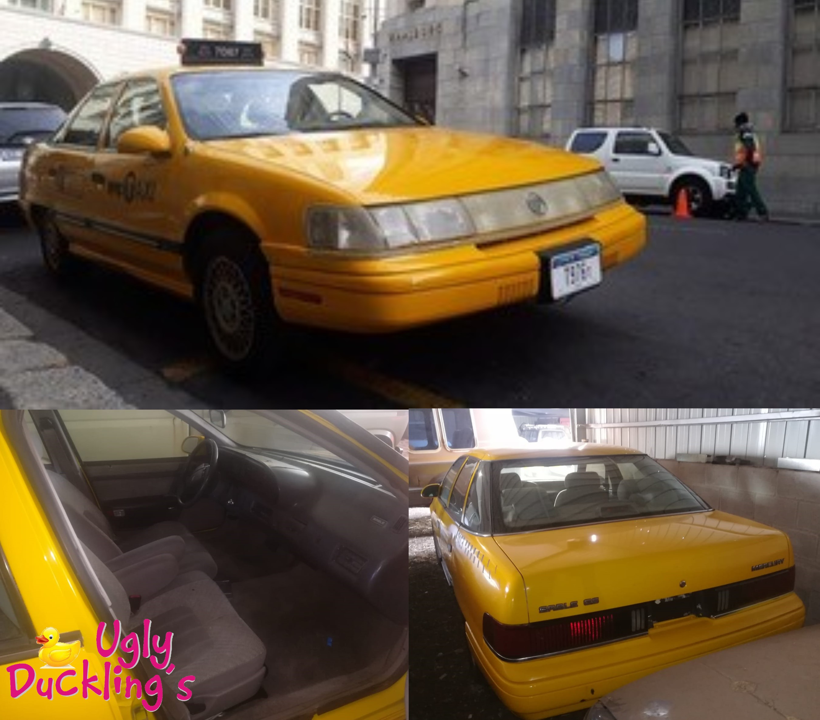 1995 Mercury Sable Taxi lhd