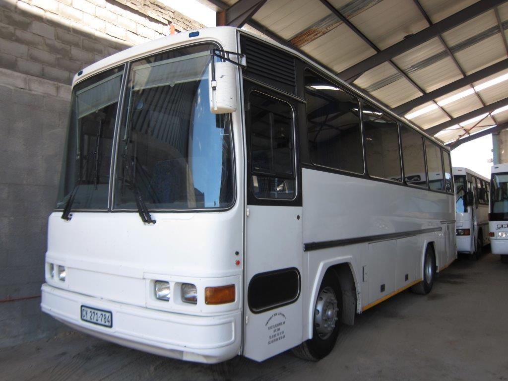 2000 MAN Erf Bus