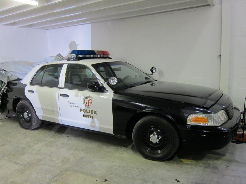 2002 Ford Crown Victoria Police