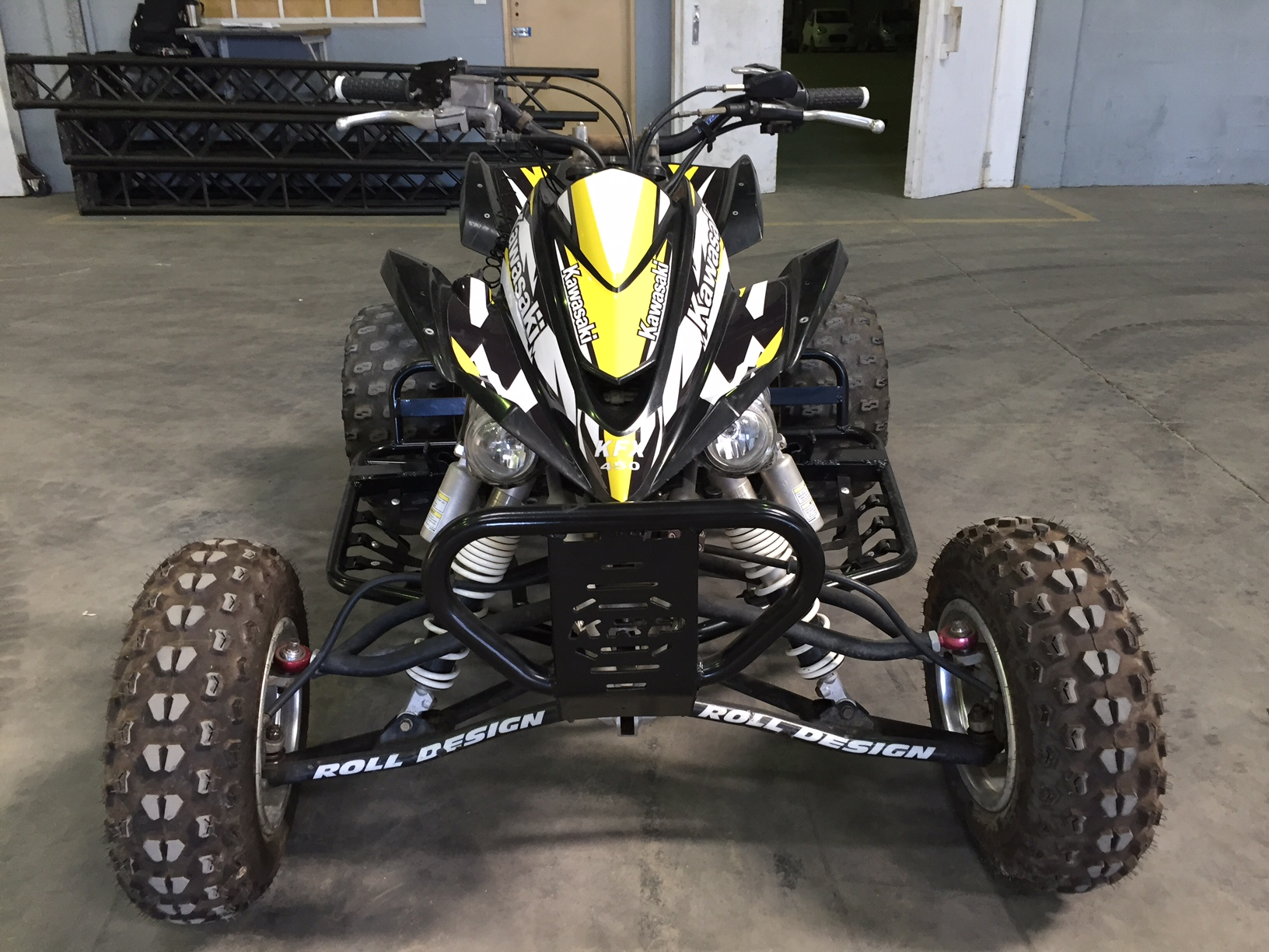 2007 Kawaksaki Quad bike