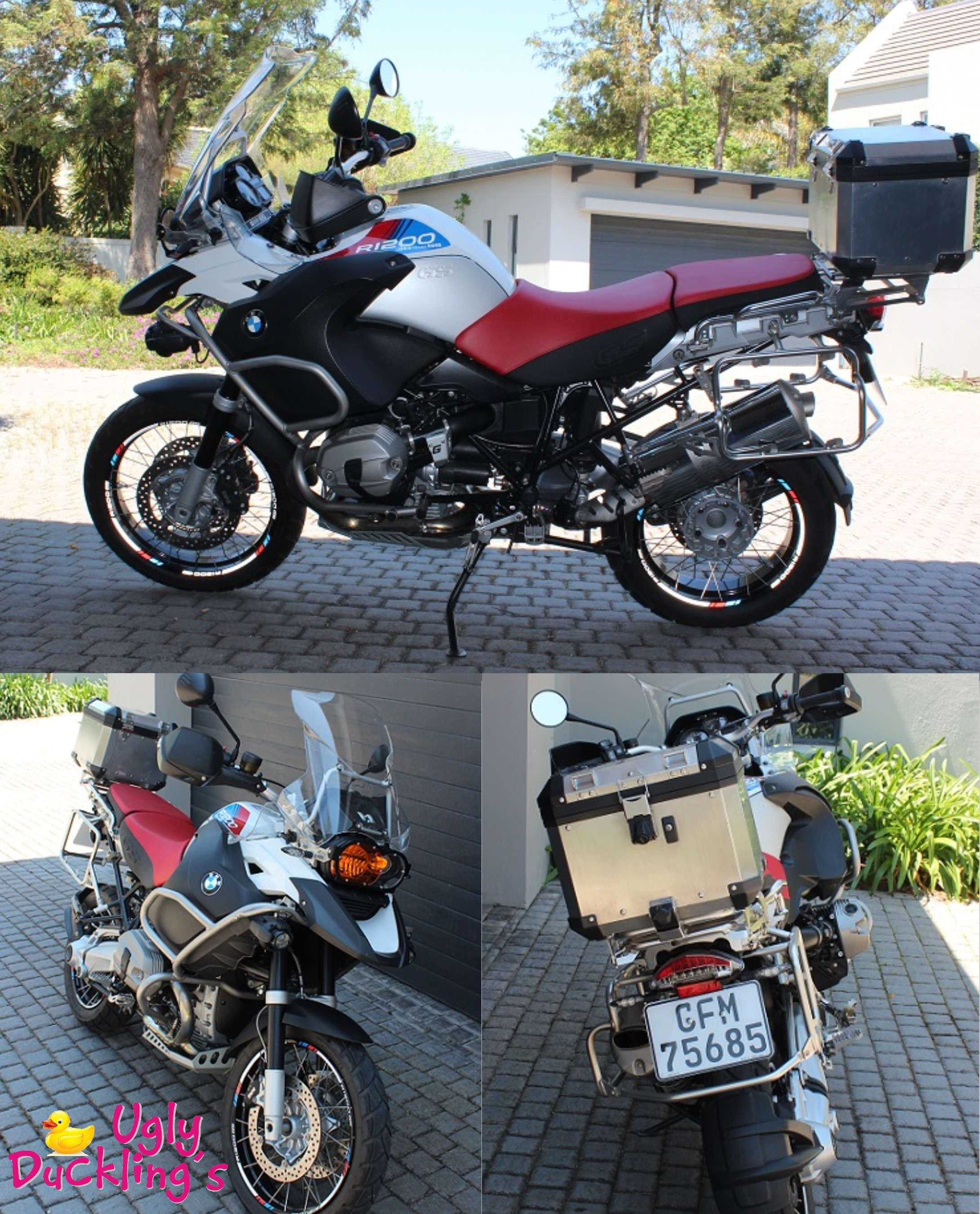 2010 BMW R1200R GS Adventure