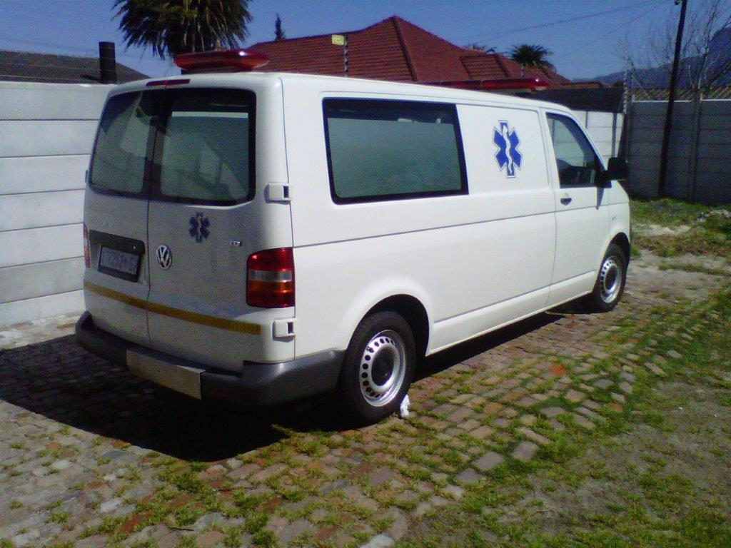 2010 VW Ambulance