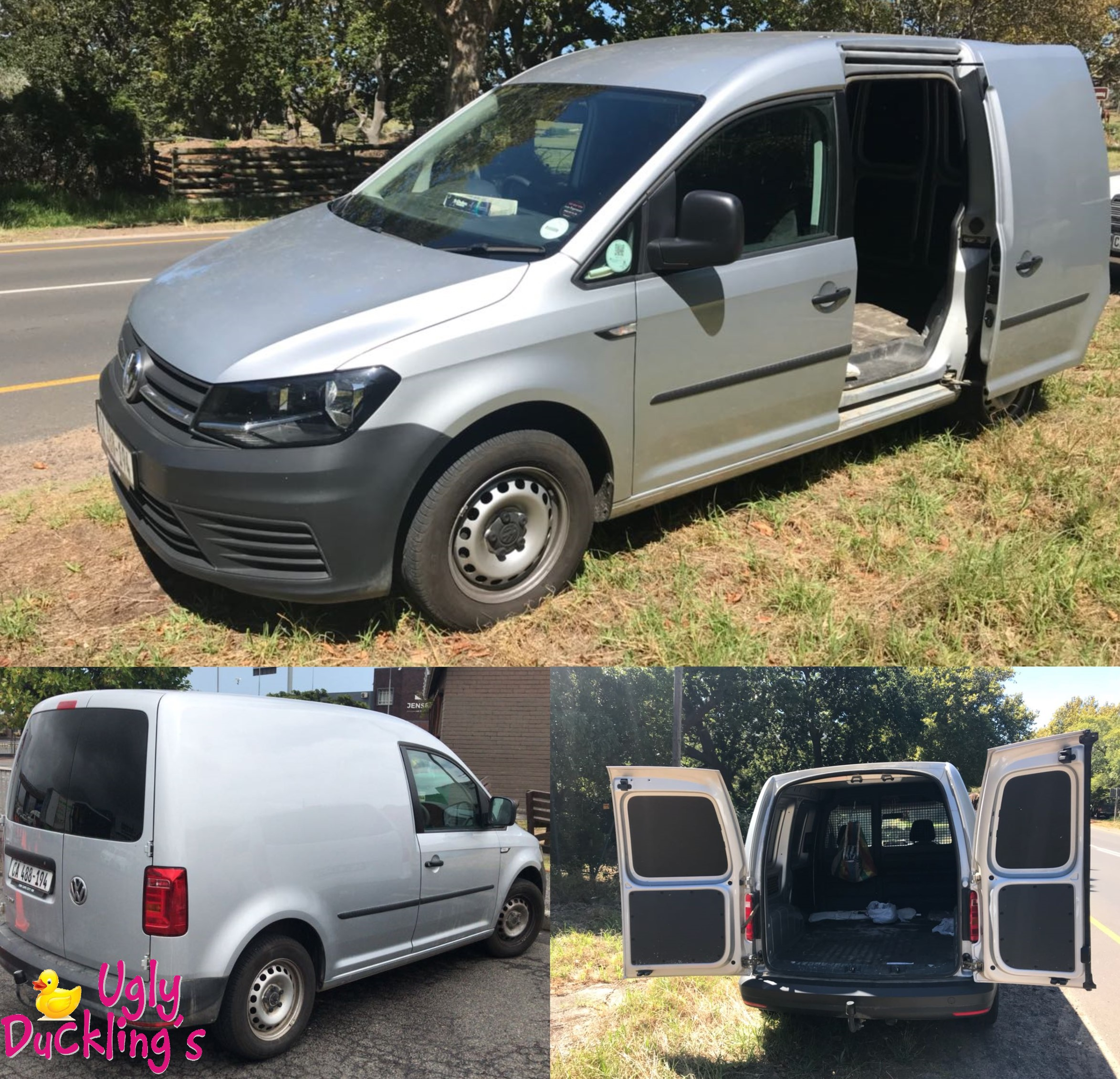 2017 VW Caddy